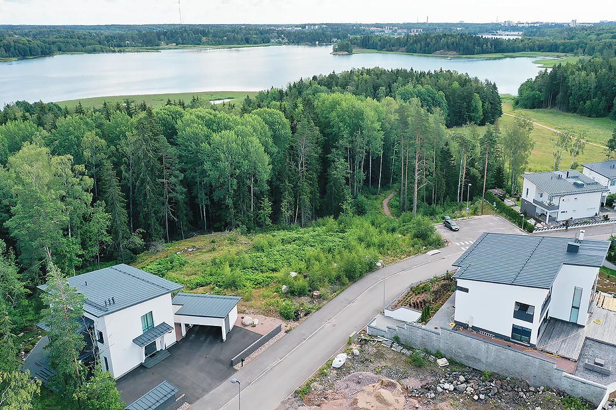 OKT-tontti 2166-4 Vapaaherrankaari 19, asunto tontti 2166-4 kuva 4   myytävät asunnot Sundsberg