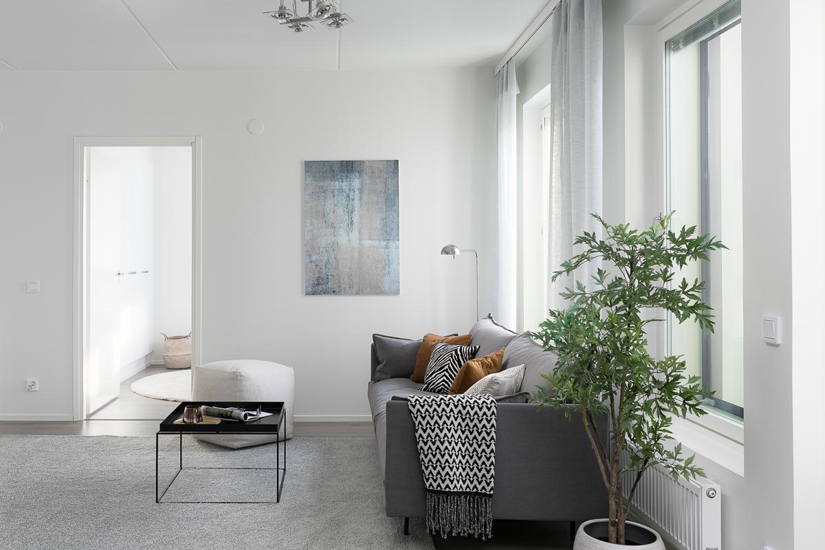 Asunto Oy Piispanportin Sointu, asunto C87 kuva 1   myytävät asunnot Espoo