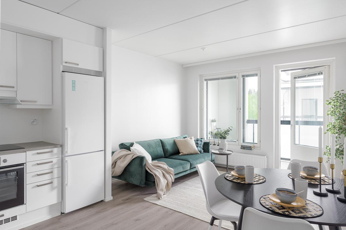 Asunto Oy Saunalahden Vinssi, asunto A20 kuva 4   myytävät asunnot Espoo
