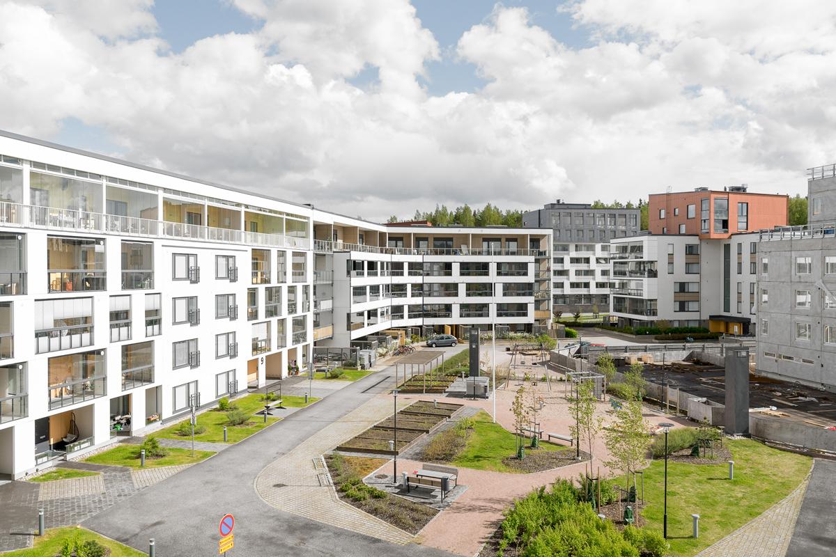 Asunto Oy Saunalahden Vinssi, asunto A20 kuva 10   myytävät asunnot Espoo