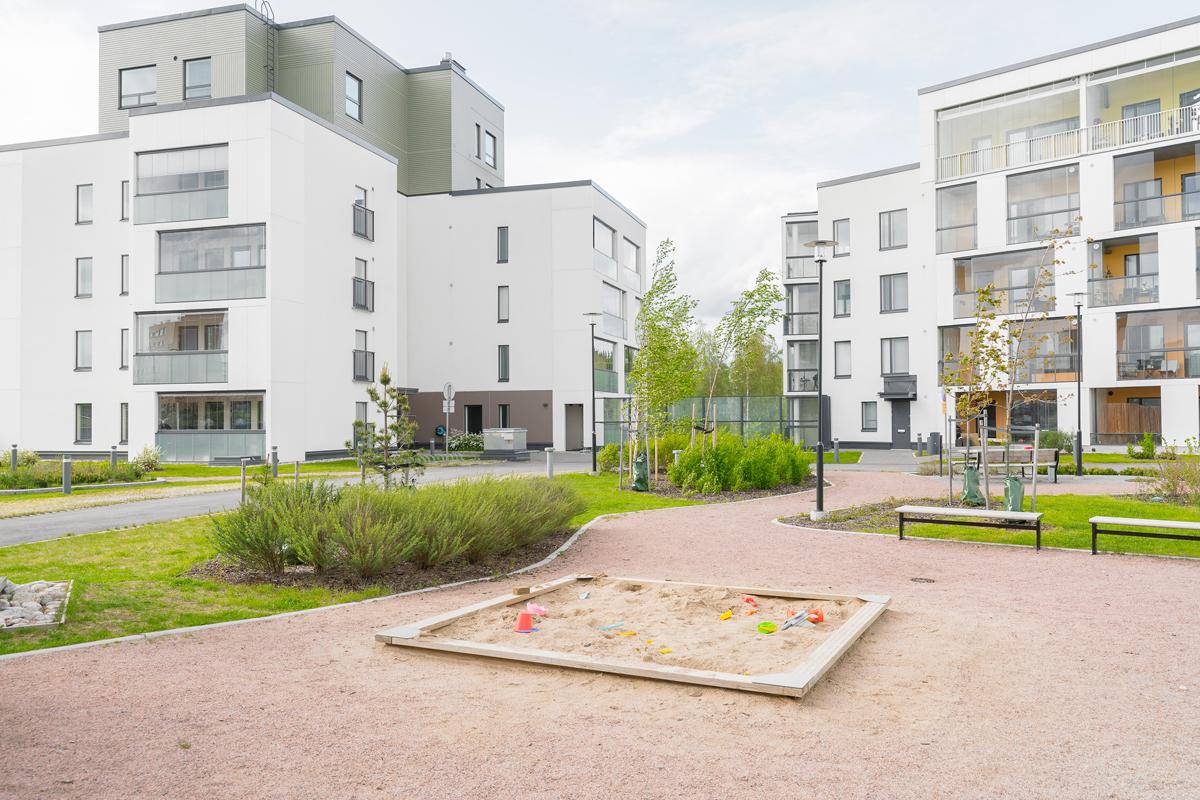 Asunto Oy Saunalahden Vinssi, asunto A20 kuva 12   myytävät asunnot Espoo