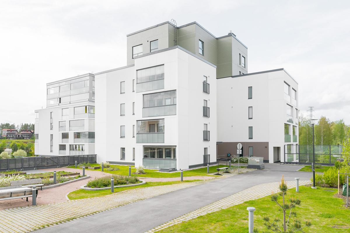 Asunto Oy Saunalahden Vinssi, asunto A20 kuva 14   myytävät asunnot Espoo