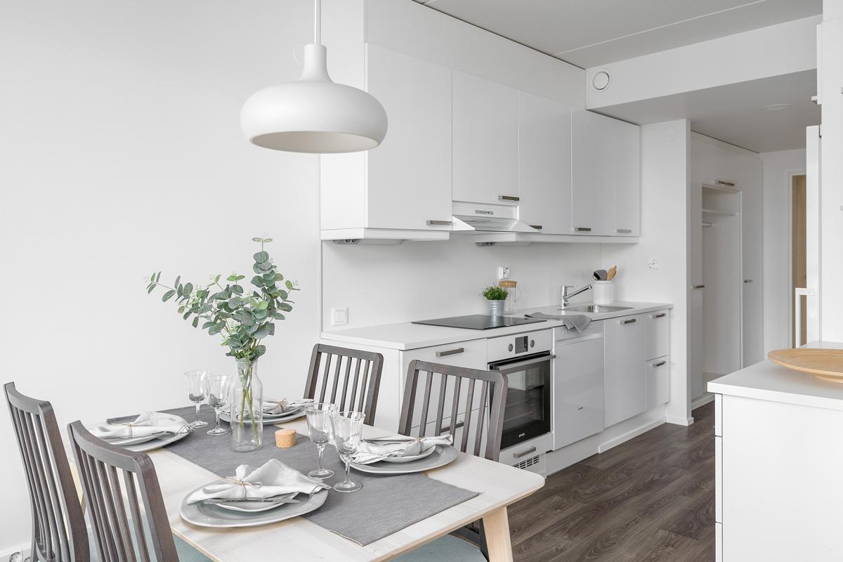 Asunto Oy Saunalahden Vinssi, asunto A22 kuva 4   myytävät asunnot Espoo