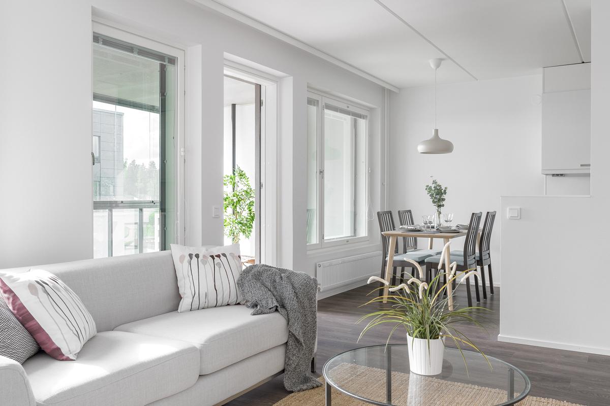 Asunto Oy Saunalahden Vinssi, asunto A22 kuva 8   myytävät asunnot Espoo