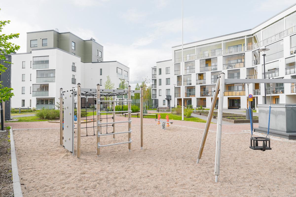 Asunto Oy Saunalahden Vinssi, asunto A22 kuva 18   myytävät asunnot Espoo