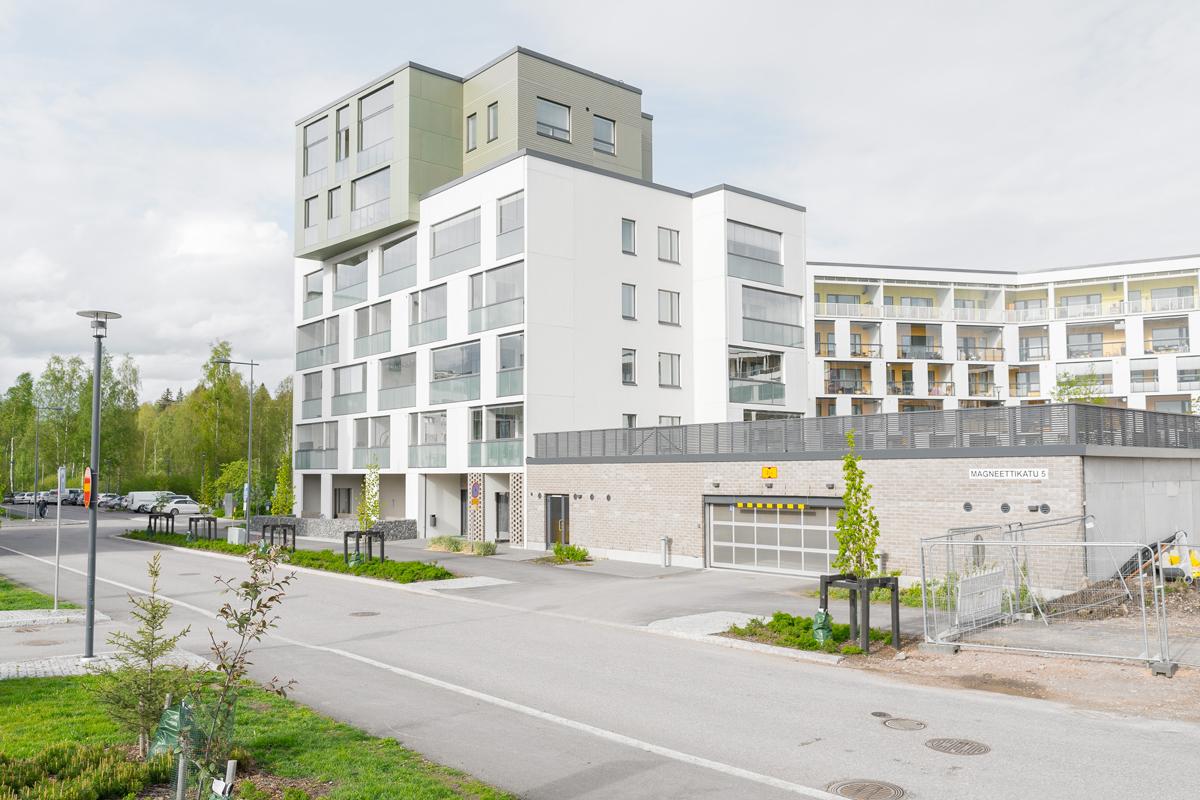Asunto Oy Saunalahden Vinssi, asunto A22 kuva 20   myytävät asunnot Espoo