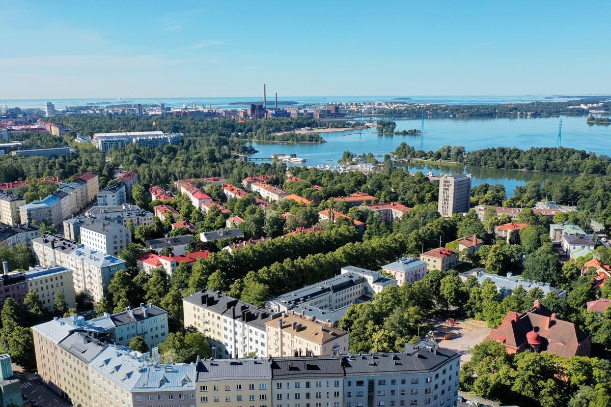 Asunto Oy Töölön Castellum, asunto C50 kuva 9   myytävät asunnot Helsinki