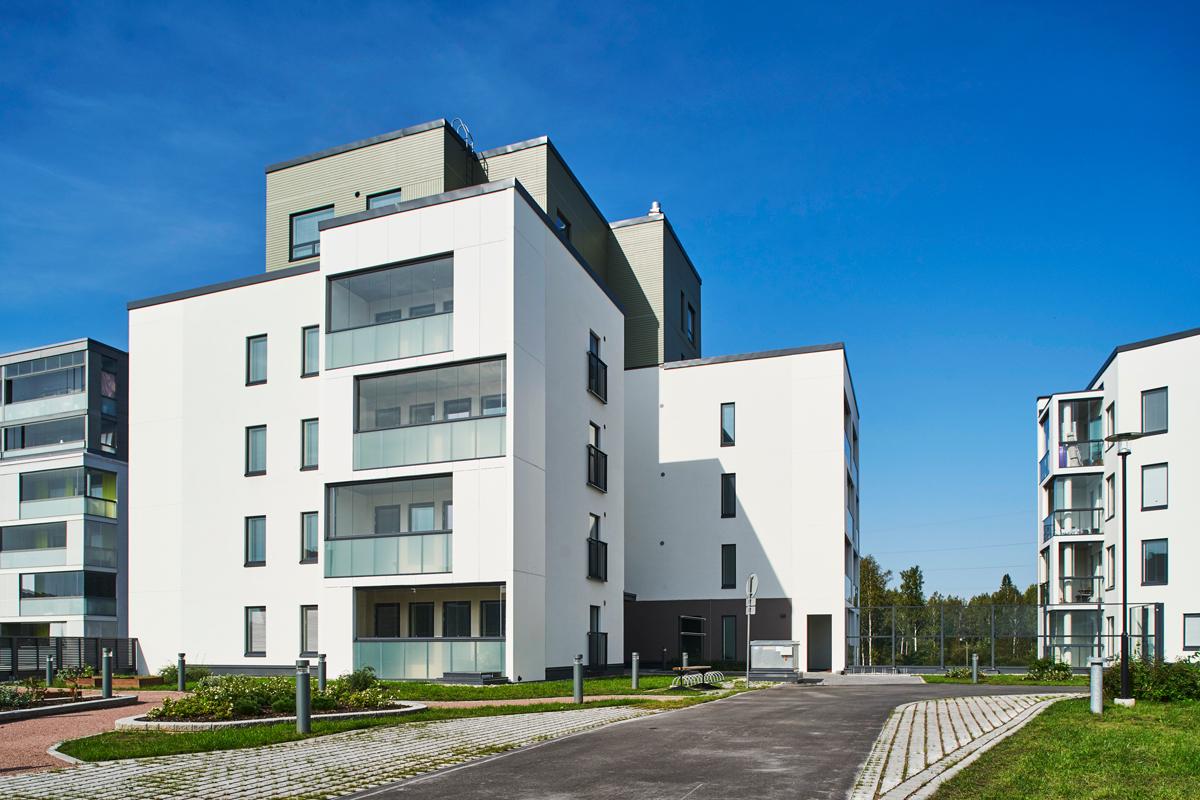 Asunto Oy Saunalahden Vinssi, asunto A22 kuva 22   myytävät asunnot Espoo