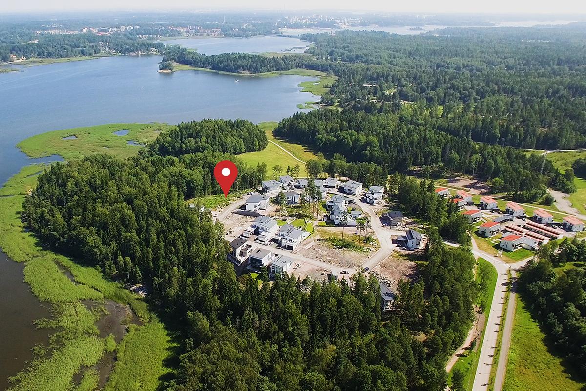 OKT-tontti 2166-4 Vapaaherrankaari 19, asunto tontti 2166-4 kuva 5   myytävät asunnot Sundsberg